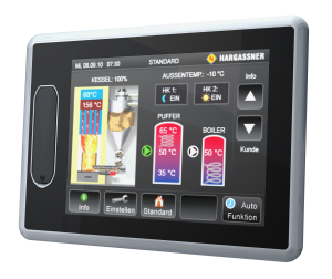 Hargassner Touch Tronic